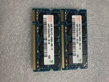 Hynix 4GB 2GBx2-4GBRAN PC2 6400s 12 Laptop Sodimm Memory RAM/DDR2 800MHz USA