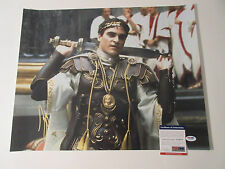 JOAQUIN PHOENIX  SIGNED 16X20 PHOTO PSA/DNA Z51674 GLADIATOR COMMODUS