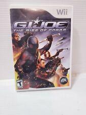 Gi Joe: The Rise Of Cobra For Wii, CIB