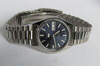 Vintage Japan SEIKO 5 Automatic 21 Jewels Watch for M.en Model No. 7S26-6000 09