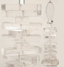 Lucite Lamp Ebay