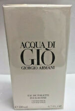 Aqua Acqua Di Gio Eau de Toilette EDT 6.7 - 6.8 by Giorgio Armani Men NEW