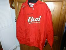 Dale Earnhardt Jr budweiser jacket size 2 xl brand new refer to pictures