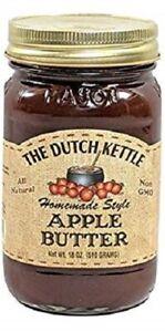 The Dutch Kettle Homemade Style Apple Butter