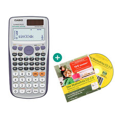 Casio fx 991 es plus calculadora + mathefritz aprender CD