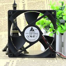 DELTA EFB1248VH-R00 Cooling Fan DC 48V 0.15A 120mm x 120mm x 25mm 3 WIRE