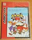SEGA SONIC R - PC Sonic The Hedgehog Game - New & Sealed
