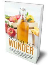 TOP Taschenbuch Das APFELESSIG Wunder | Brandneu | Gesundheit & Ernährung