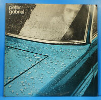 PETER GABRIEL 1 CAR VINYL LP UK 1977 ORIGINAL PRESS GREAT CONDITION! VG+/VG+!!