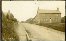 REAL PHOTOGRAPHIC POSTCARD OF WILTON, (NEAR MALTON), NORTH YORKSHIRE BY W. HAYES