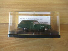 TRAX MODEL TR44    FORD XL FALCON VAN   Dark Green   Deceased Estate