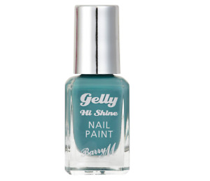 Barry M Nail Spearmint Gelly Hi Shine Manicure Lacquer Polish Varnish  FREE post