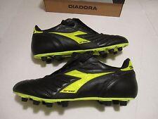 Classic Diadora Brasil FG Kangaroo Leather Soccer Cleat Size US 11.5-12 295mm