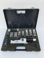 Cvg Srl Hydraulic Tube Bender Set With Accessories Without Seal