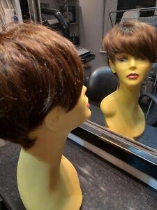 "Revlon wig"" WISH ""  MONO R10 WALNUT BROWN"