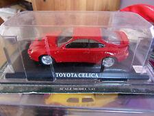 Toyota Celica - Del Prado 1:43 Neu Ss ovp