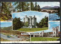 Scotland Postcard - Views of Royal Deeside, Aberdeenshire    LC5123