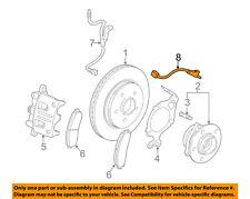 GM OEM ABS Anti-lock Brakes-Front Speed Sensor 22676175