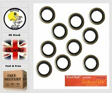 Dowty Seals  M10 Washers metric hydraulic Oil Fuel Petrol Seal Washer 10pcs