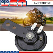 Universal Motorcycle Car Electric Bike ATVs Horn Waterproof Loud 105dB 12V USA
