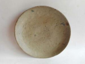 Antique Korea TOP HIGH AGED GORYEO DYNASTY CELADON GLAZE STONEWARE DISH BOWL