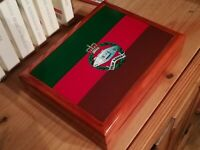 Royal Tank Regiment Premium Military Medals and Memorabilia Box, Great Gift