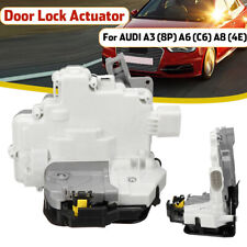 Door Lock Actuator Front Right Driver Side For AUDI A3 A6 C6 A8 4E