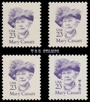 2181 2181a 2181b 2181c Mary Cassatt 23c Great Americans Variety Set MNH -Buy Now