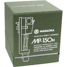 Nagaoka MP-150H Stereo Kassette + bestickte aus Japan mit Nachverfolgung versandkostenfrei