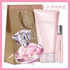 Set Perfume Luminata + Vapo Bag+Milk Body Avon: Ready to Gift