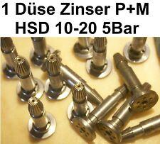 1x Zinser Schweißdüse P+M HSD 10-20 Autogen Brennschneiddüse Schweißgerät