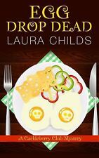 Egg Drop Dead: By Childs, Laura