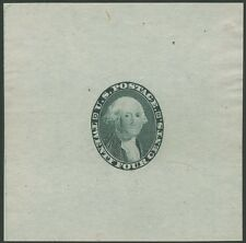 #70-E2a DIE II ESSAY ON PROOF PAPER (GREEN) BS8917