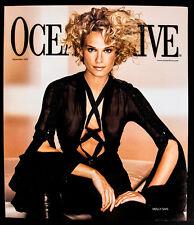 MOLLY SIMS COVER Ocean Drive Magazine September 2002 Janice Dickinson!
