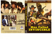 MAN CALLED INVINCIBLE  - SPAGHETTI WESTERN -DVD -ENG DUBBED