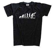 Standard Edition Astronom Astronomie Sternwarte Evolution T-Shirt S-XXXL