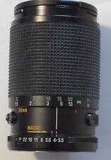 Tamron Adaptall 2, 35-135mm 1:3.5-4.5 Macro Zoom Camera Lens BBAR-MC