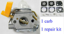 New Carburetor + Rebuild KIT for HOMELITE RYOBI Trimmer 308054003 985624001 Carb
