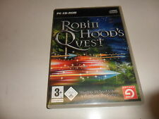 PC ROBIN HOOD'S QUEST