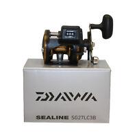 Daiwa Sealine SG-3B 4.2:1 Line Counter Conventional Saltwater Reel - SG27LC3B