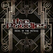 "The Poodles - ""Devil in the details"" - 2015 - CD Album"
