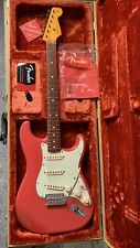 Fender FSR Classic 60s Lacquer Stratocaster in Fiesta Red Free Postage!