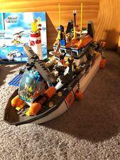 LEGO City Coast Guard Patrol (60014)