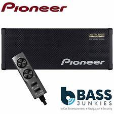 "Pioneer TS-WX70DA 200 Watts 6"" Flat Slim Amplified Active Car Bass Box Subwoofer"