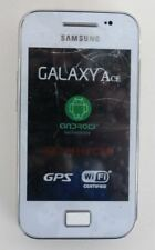 FAULTY SAMSUNG Galaxy Ace GT-S5830i Android Sim Free Smartphone Unlocked White