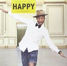 Happy [Single] by Pharrell Williams (Vinyl, Mar-2014, RCA)