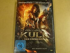 DVD / KULL - DER EROBERER ( KEVIN SORBO, TIA CARRERE )