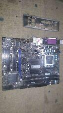 Carte mere MSI MS-7592 VER 5.2 socket 775
