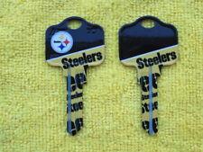 NFL Pittsburgh Steelers KW1 Blank House Key