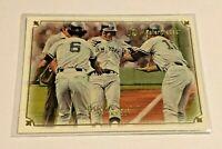 2007 UD Masterpieces Baseball Base Card #11 - Bucky Dent - New York Yankees